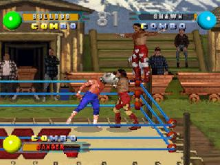 Screenshot Thumbnail / Media File 1 for WWF In Your House [NTSC-U]